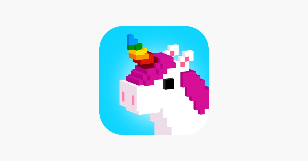 UNICORN 3D - Color by Number on the App Store