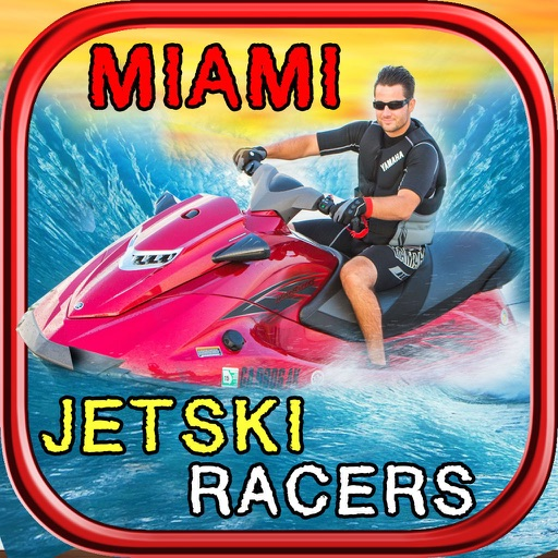 Miami JetSki Racers - 3D Game iOS App