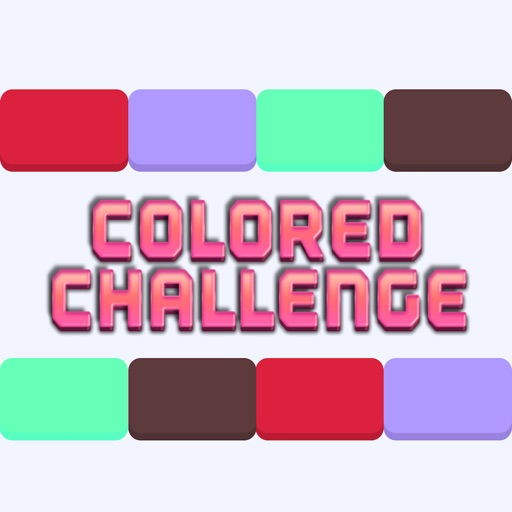 Colored Challenge iOS App