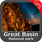 Great Basin National Park - Topo icon