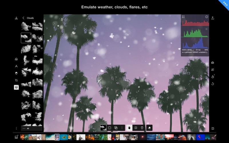 Polarr Photo Editor Pro Screenshots