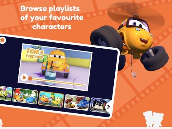 Screenshot #4 for Kids Flix: TV Episodes & Clips