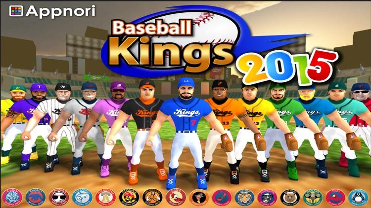 Baseball Kings 2015 screenshot-0
