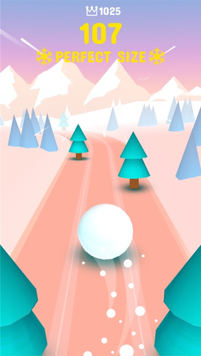 Rolly Snow screenshot 2
