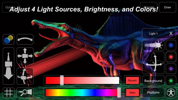 Spinosaurus Mannequin screenshot-8