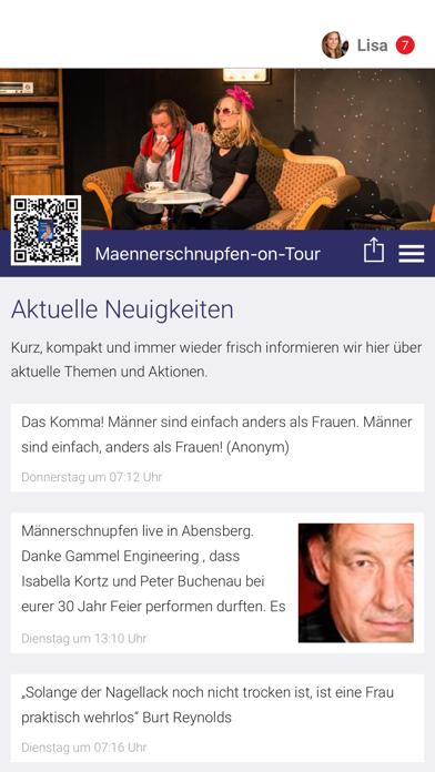 Maennerschnupfen screenshot 1