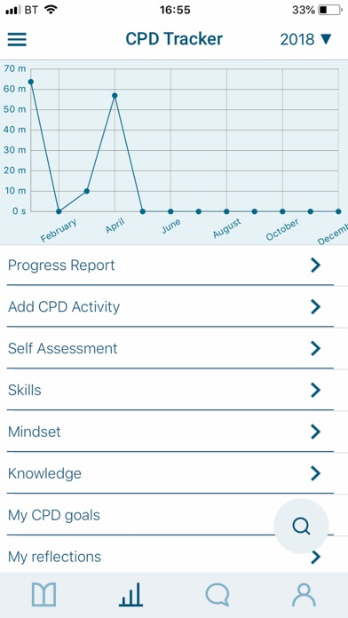 Image of IoD Academy for iPhone