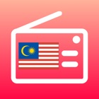 马来西亚电台收音机 - my fm radio 广播电台 icon
