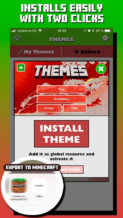 Themes for Minecraft screenshot 3