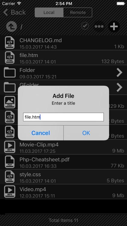 FTP Plus screenshot-7
