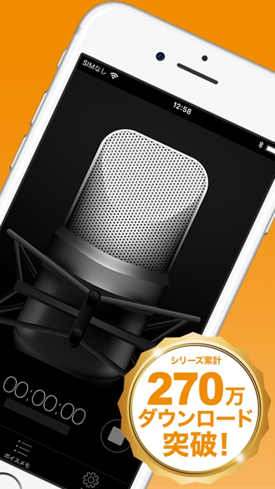 Voice Recorder HD ScreenShot1