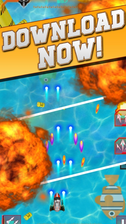 Boat Riot: Ultimate Shooter 3D screenshot-3