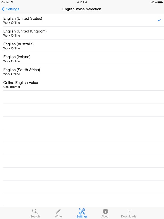 English Audio Dictionary Free on the App Store