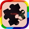 Cartoon Jigsaw Puzzles Box For Roblox