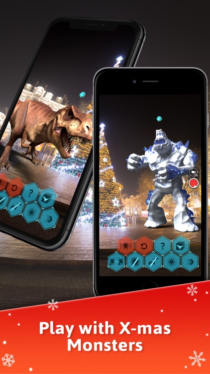 Monster Park - AR Dino World screenshot-4