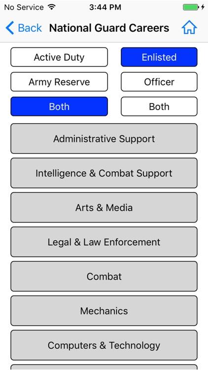 ARNG Career Tools