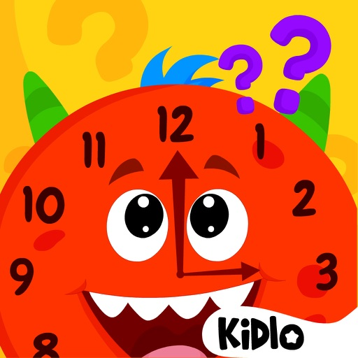 Telling Time Games For Kids