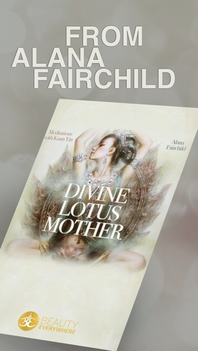 Divine Lotus Mother Meditation screenshot 1
