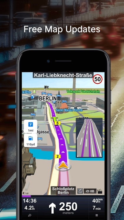 Car Navigation: GPS & Maps screenshot-4
