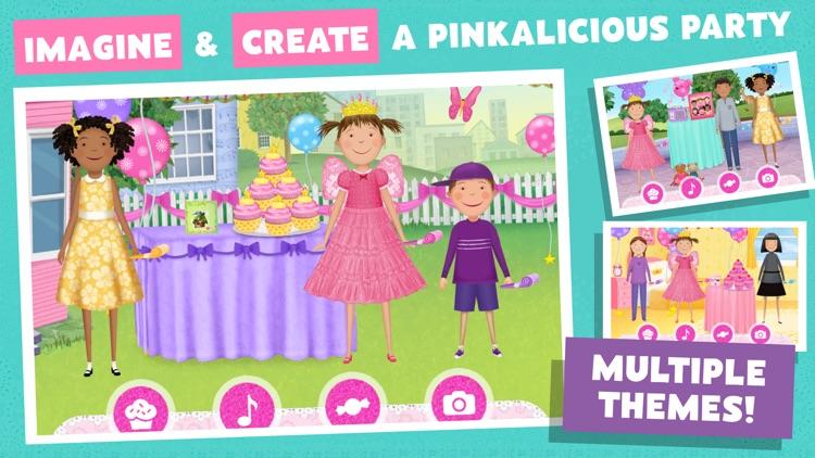 Pinkalicious Party screenshot-0