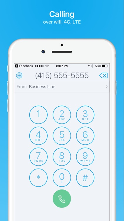 Ring4 - Phone Number on demand