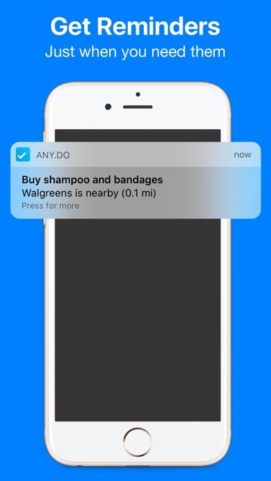 Any.do: To-do list & Calendar app image