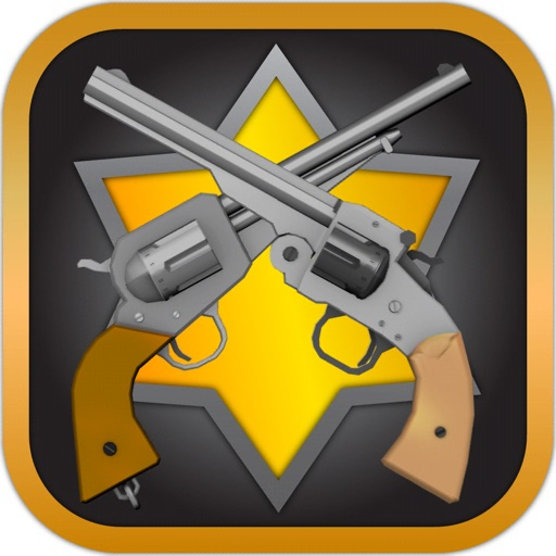 Gold and Guns: Western