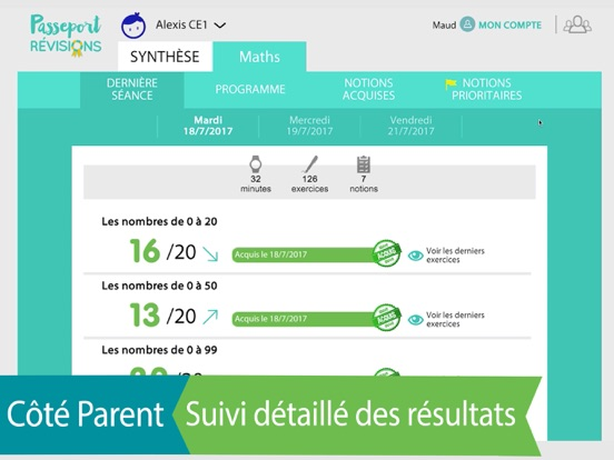 Passeport Révisions screenshot 10