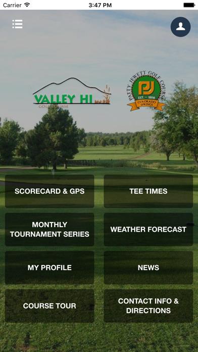 点击获取City of Colorado Springs Golf