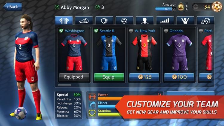 Final Kick: Online football screenshot-3