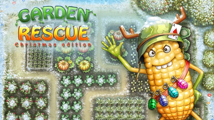Garden Rescue CE screenshot-0