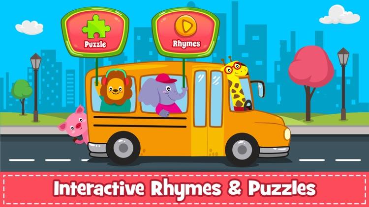 Kids Nursery Rhymes and Games