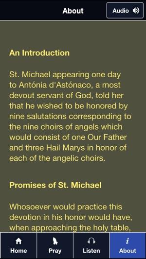 St  Michael App on the App Store