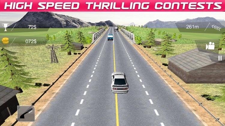 Fast Car In Traffic 2018