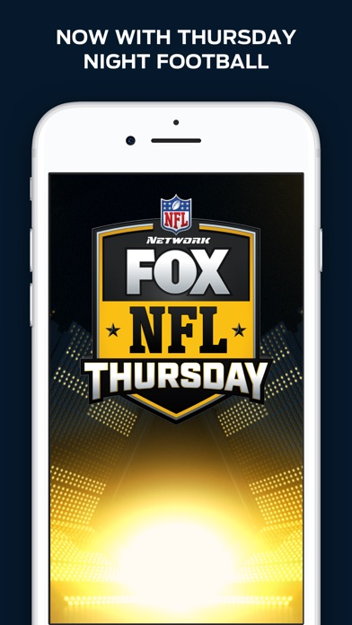 Screenshot for FOX Sports GO: Watch Live in United States App Store