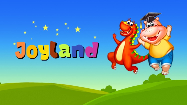 Joyland- Early Learning Games screenshot-4