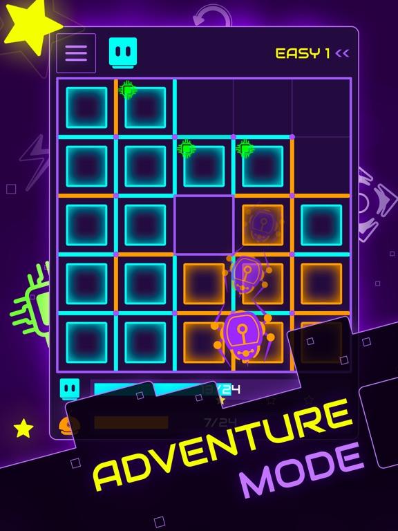 iDots and boxes - Adventure screenshot 7