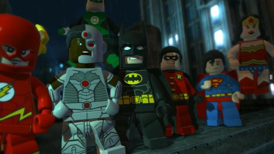 乐高蝙蝠侠:DC超级英雄 App 截图