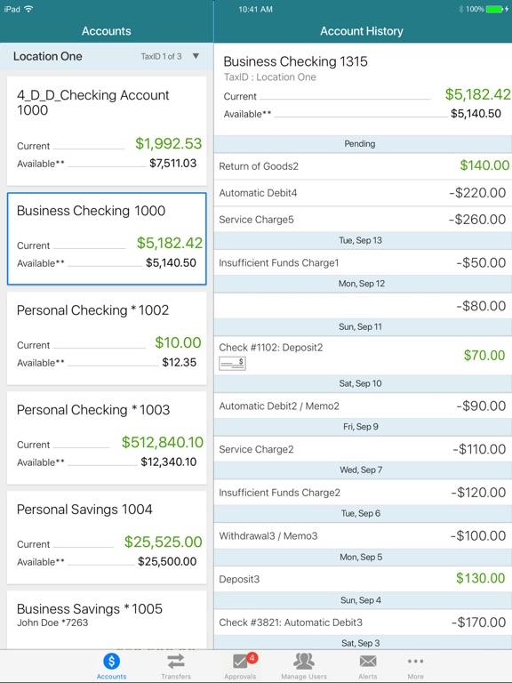 BankFirst Business Mobile-ipad-0