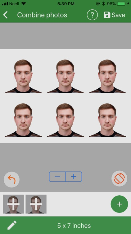 ID Photo Maker– Passport Photo