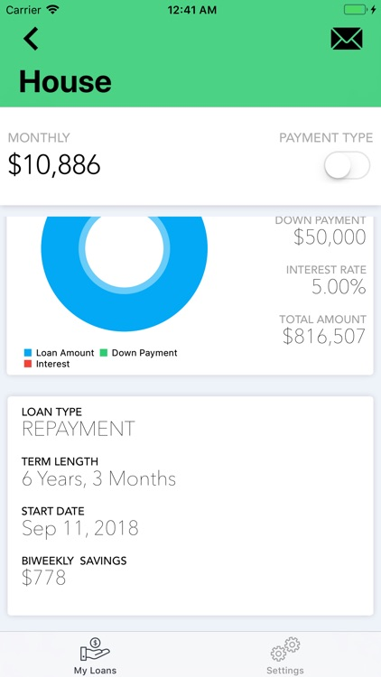 Loan Calculator - Loan Calc + screenshot-3