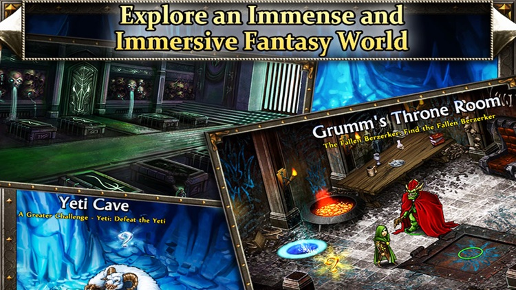 Puzzle Quest 2 screenshot-3