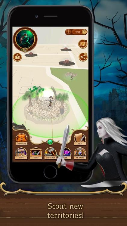 Beyond: Mystical War screenshot-0