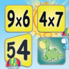 Activities of Multiplication Math Facts Game