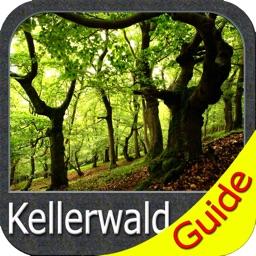 Kellerwald-Edersee National Park GPS Map Navigator