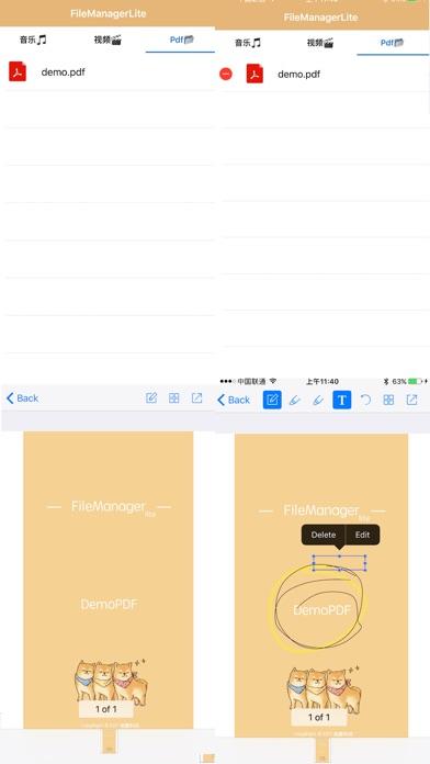 XYZManager-FileManager screenshot 3
