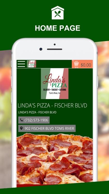Linda's Pizza Fischer Blvd