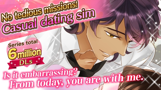 Dating sim games iphone