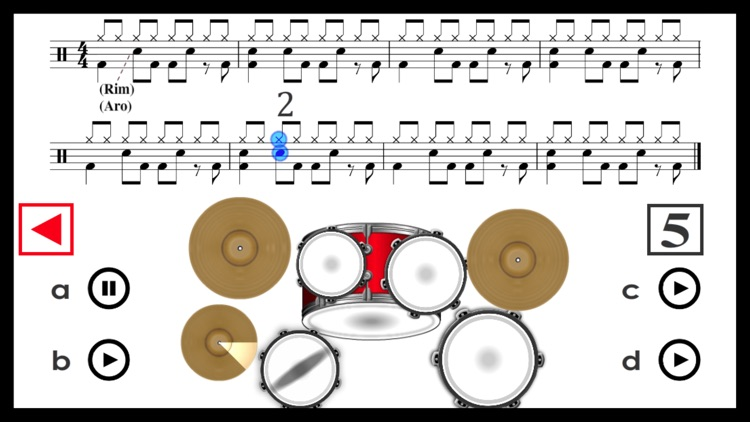 Learn how to play Drums screenshot-4