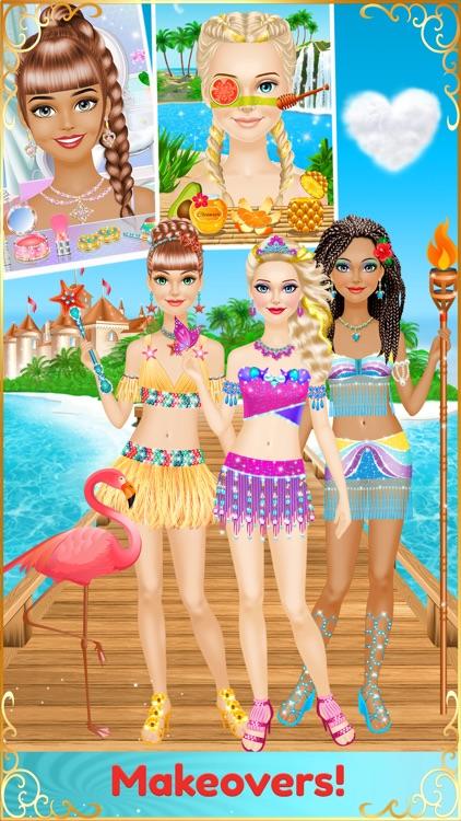 Dress Up & Makeup Girl Games screenshot-6